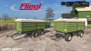 Fliegl Trailer Set DH v 1.0, 1 photo
